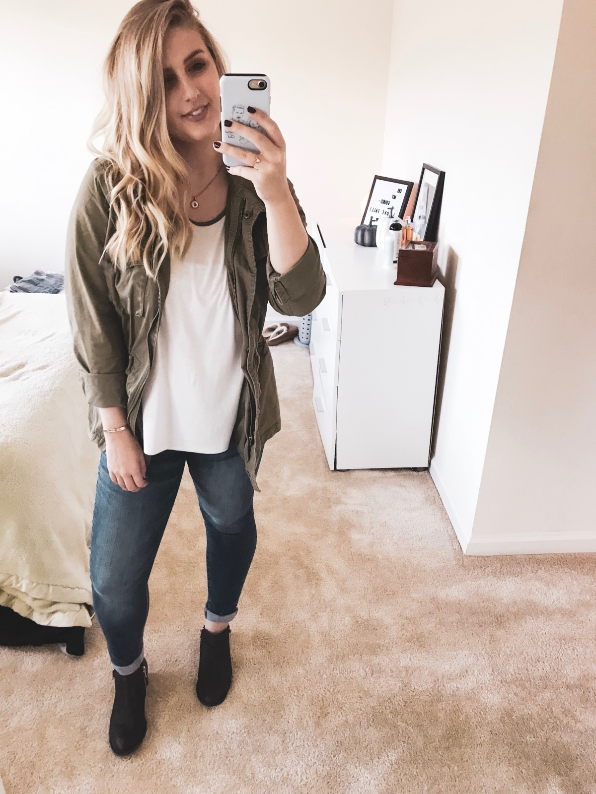 Comfy & Casual Fall Outfit