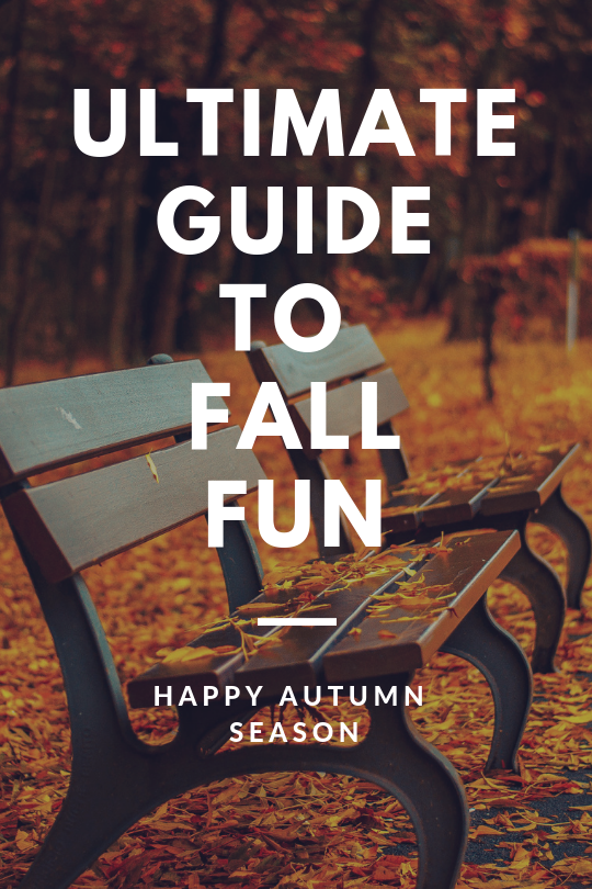 Ultimate Fall Activity Guide2018