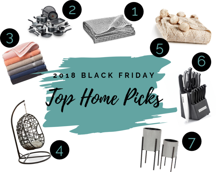 2018 Black Friday Top Home Picks