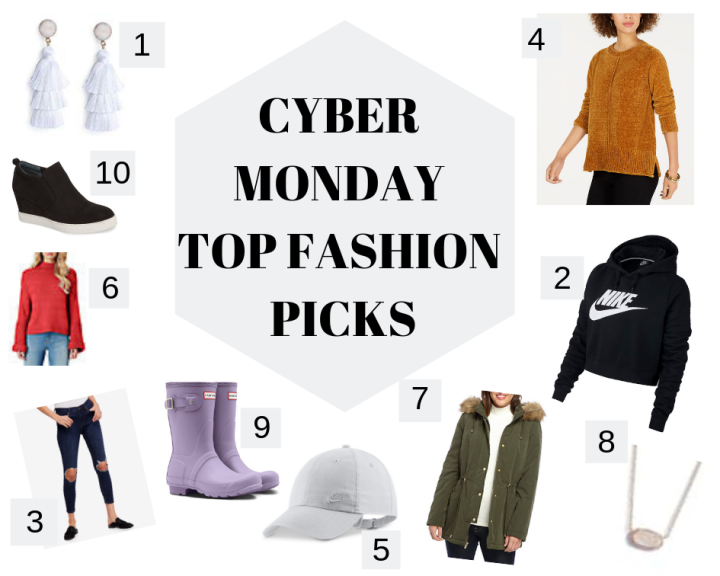 Cyber Monday Fashion Picks